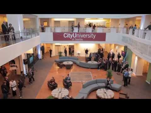 40th Anniversary - City University of Seattle