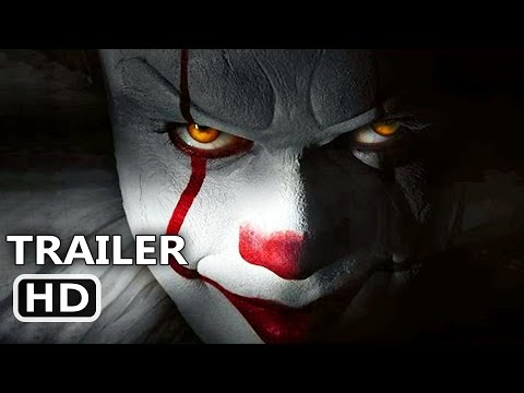 ІT Official Trailer (2017) Clown, Horror Movie