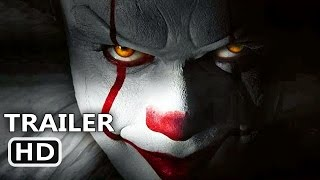 ІT Official Trailer (2017) Clown, Horror Movie HD