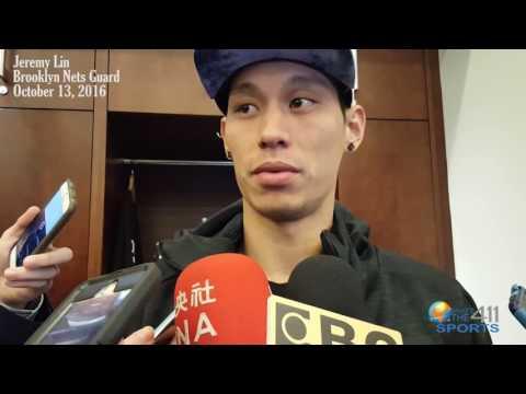 Jeremy Lin Unfiltered: Brooklyn Nets v. Boston Celtics Postgame Press Conference