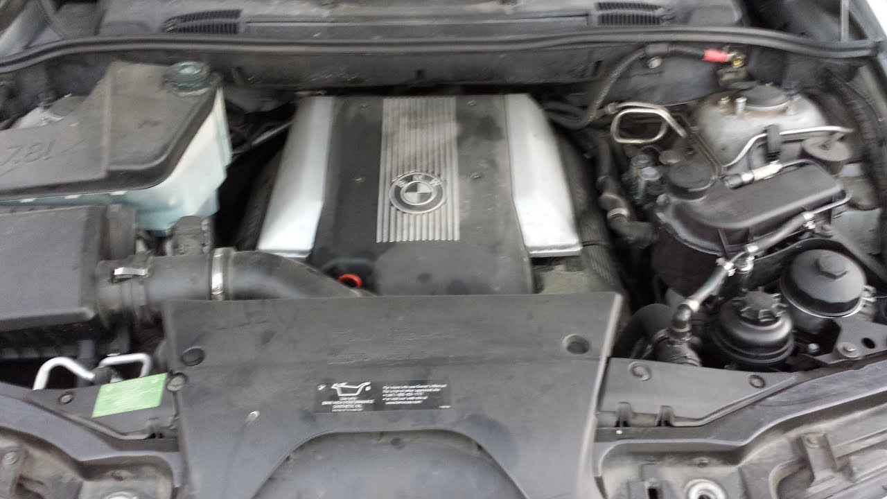 Bmw E53 X5 44 Vanos Engine Diagram Youtube With Labels