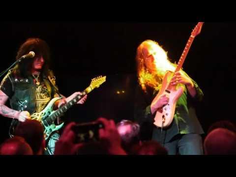 Michael Angelo Batio Shred Guitarist and Matthew Mills Guitarist performing Live  2016