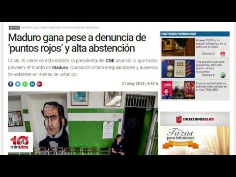 Noticias del 21 de mayo en 10 MINUTOS - Edición matinal