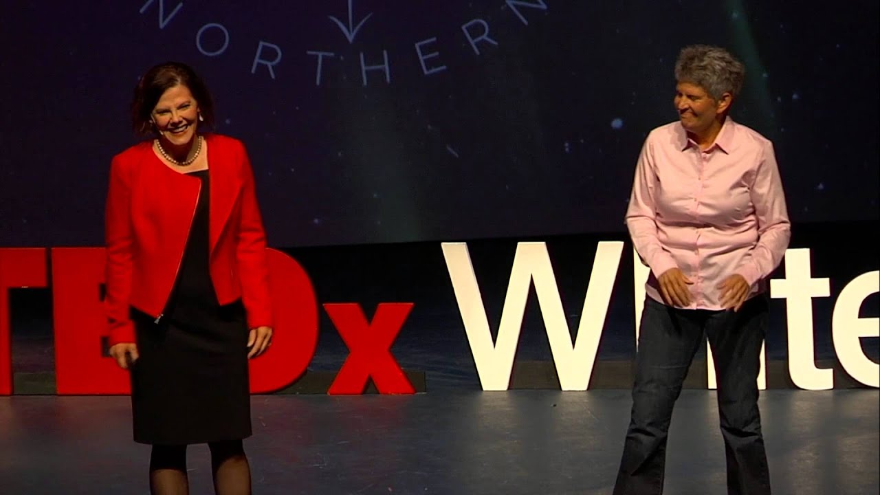 Download Conflict – Use It, Don't Defuse It | CrisMarie Campbell & Susan Clarke | TEDxWhitefish