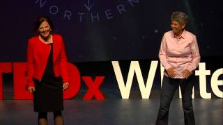 Conflict – Use It, Don't Defuse It | CrisMarie Campbell & Susan Clarke | TEDxWhitefish
