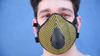 Come indossare correttamente la narvalo urban mask