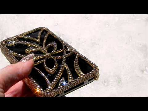 Bling-Bling! :) Swarovski Crystals iPhone Cover by ICY Couture