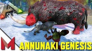 ARK: ANNUNAKI GENESIS MOD - SUPER DRAGON FIST! 1.4 MILLION DPS ELDER PUPPET!  S2E32
