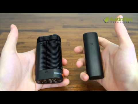 Crafty vs. PAX Vaporizer Comparison
