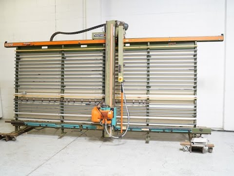 HOLZ-HER 1270 AUTOMATIC PANEL SAW