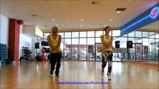 """Zumba - """"La Mujer Del Pelotero"""" // Choreo by Flurim & Anka"""