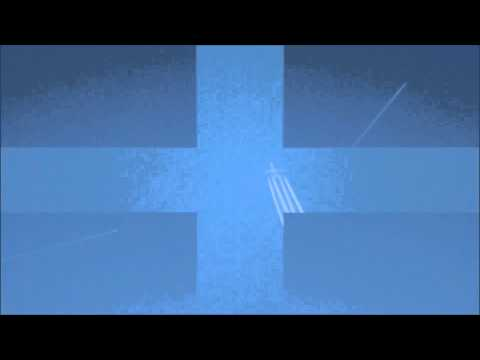 Planes over Newcastle Under Lyme video 2
