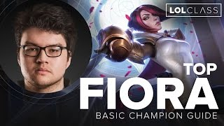 Fiora Top Rework Guide by Dyrus | League of Legends