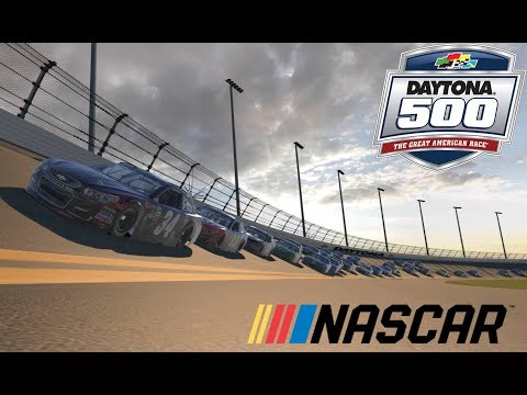 THE GREAT AMERICAN RACE | NASCAR IRacing Series | 100% FULL RACE