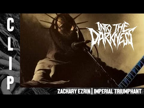 Zachary Ezrin talks about IMPERIAL TRIUMPHANT wearing costumes