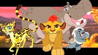 LE ROI LION : les 4 premières minutes de la série ...