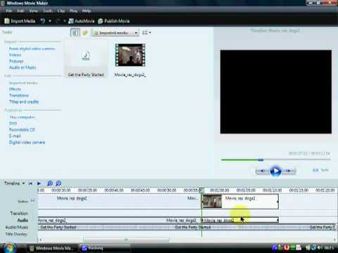How To Mute Part Of A Video In Windows Movie Maker