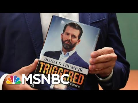 Trump Jr., Author Of 'Triggered,' Gets Booed Off Stage | All In | MSNBC