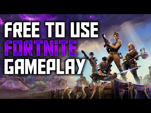 Fortnite Battle Royale Gameplay Free To Use P Hd Fps