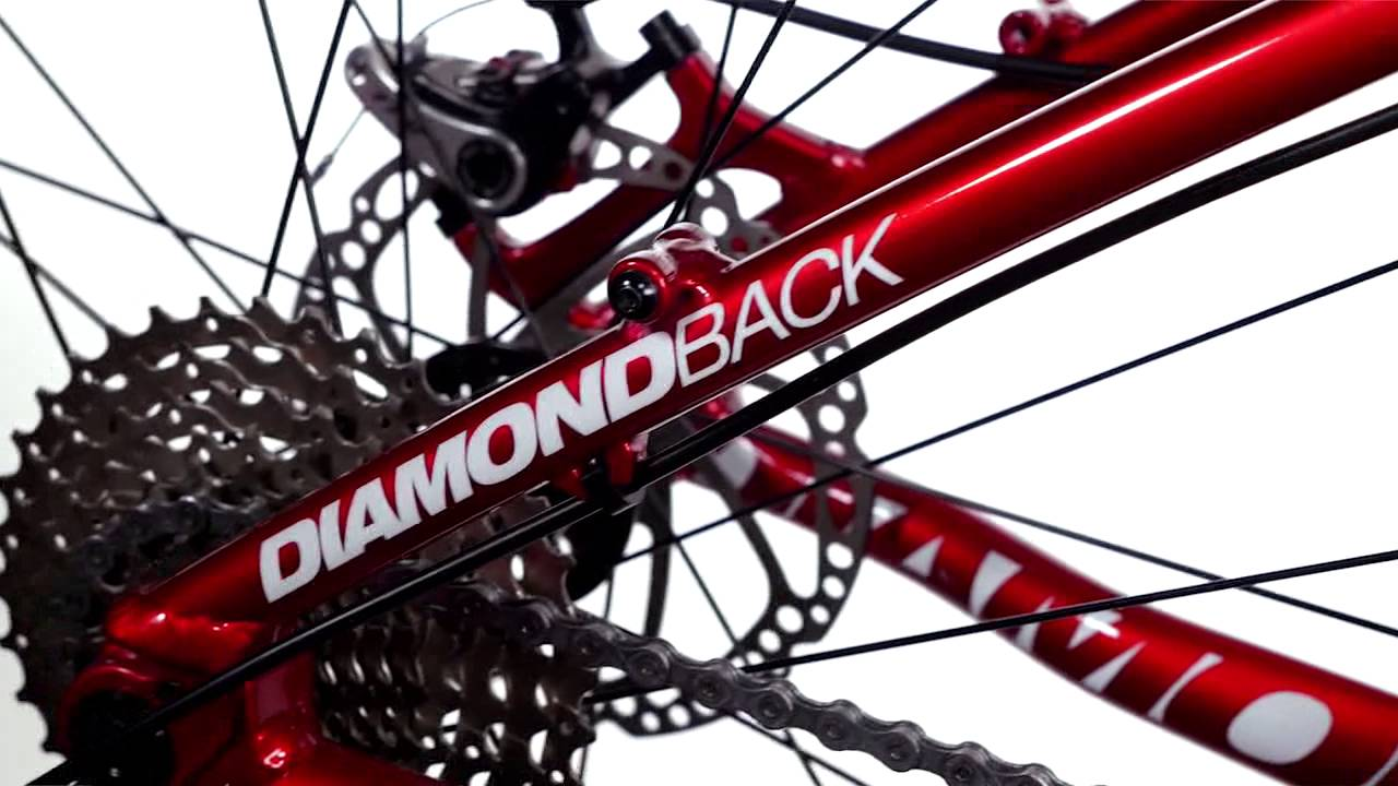 2016 Diamondback El Oso Fat Bike Series Youtube