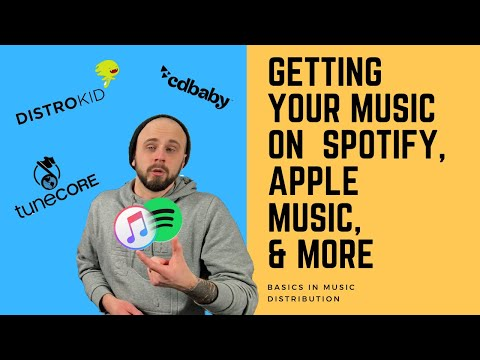 How To Get Your Music On Spotify, Apple Music & More