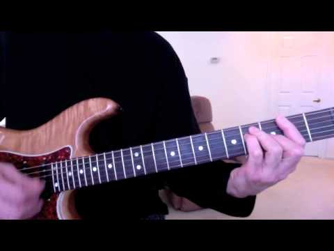 Invisible (Hunter Hayes) Guitar Lesson - YouTube