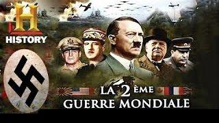 La 2 ème guerre mondiale - Film Documentaire