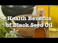 Black Cumin Seed Oil - The Cure for every Disease but Death Itself - The Seed Of Blessing