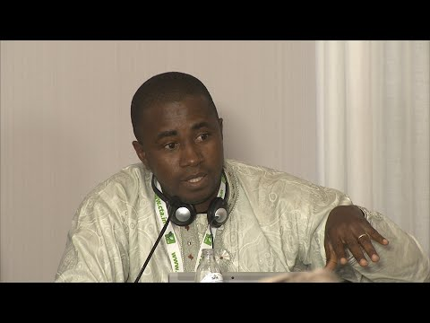 From Bean to Bar: capturing value-added from cocoa? Komi Agbokou, Founder and President, Togo Choco