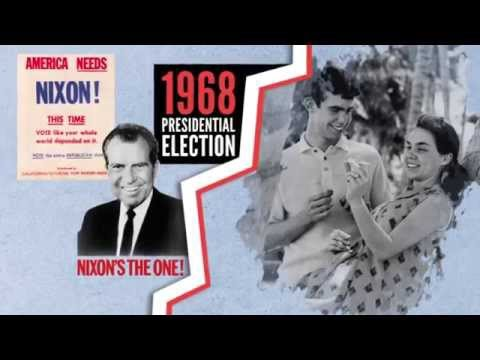 David Eisenhower & Julie Nixon Engagement - Decades TV Network