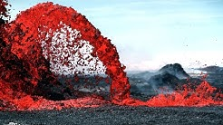 Die 10 Aktivsten Vulkane der Welt!
