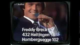 Freddy Breck - Der grosse Zampano