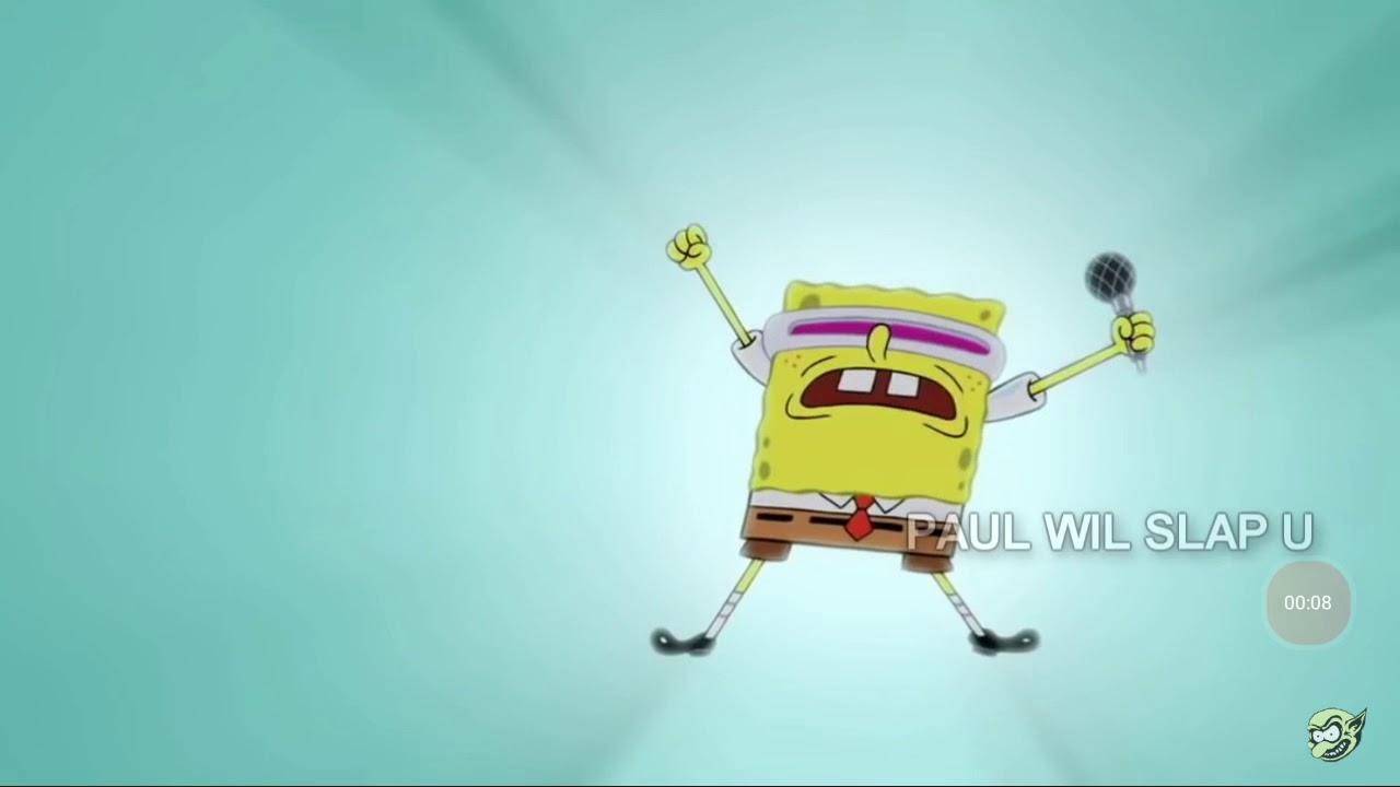 Hilarious spongebob tik tok meme