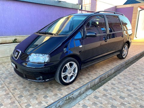 Seat Alhambra 1.8T 150hp 2006 Facelift