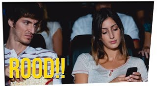 Man Sues Date for Texting?! ft. Megan Batoon & Anthony Lee