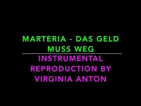 Marteria - Das Geld muss weg - Instrumental