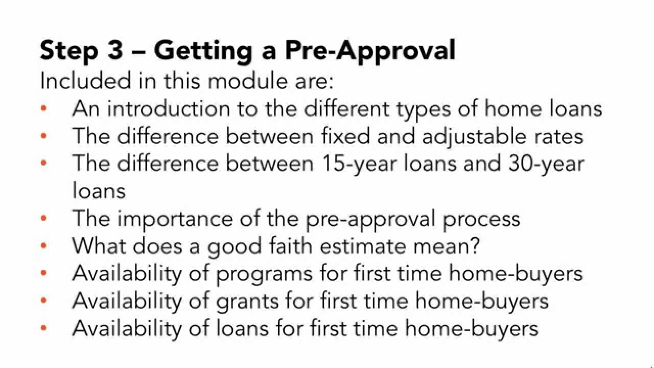 First Time Home Buyer Texas Programs   FHA Loans   The Texas