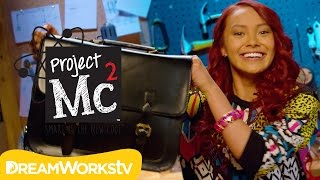 What's In the Bag Challenge with Camryn Coyle: Rube Goldberg Machine | Project Mc²