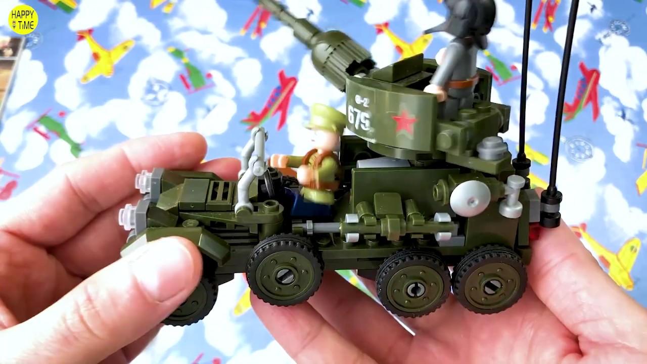 Конструктор военной техники
