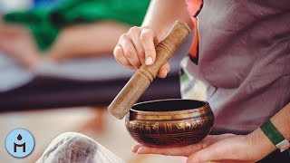 Tibetan Music Therapy with Zen Spiritual Music Sounds for Zen Meditation & Well Being ♨803