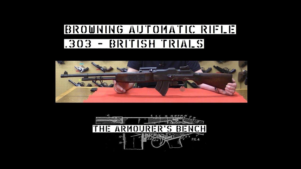 John Browning – The Armourers Bench