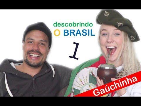 DESCOBRINDO O BRASIL 1: RIO GRANDE DO SUL gringa gaúcha