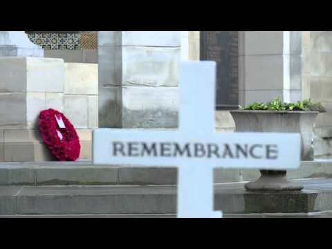 A fitting tribute to Scotland's fallen