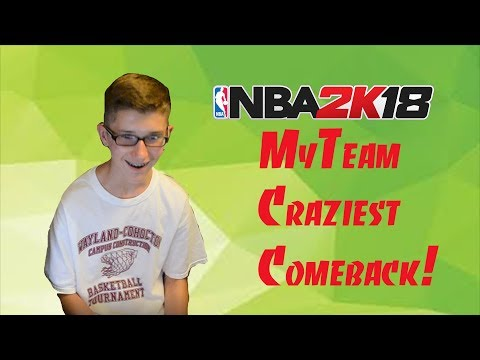 Best Comeback Ever!!! Amethyst P.J Brown Myteam Gameplay