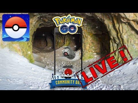 COMMUNITY DAY TERHAL EN LIVE !! CHASSE AU SHINY DANS POKEMON GO thumbnail