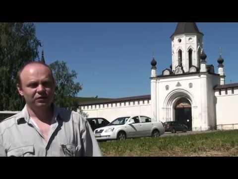 Успенский мужской монастырь в Старице Тверской области.