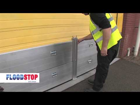 Floodstop - Nautilus Flood Barrier System