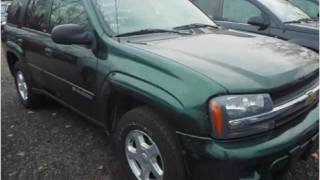 2002 Chevrolet TrailBlazer Used Cars Lino Lakes MN