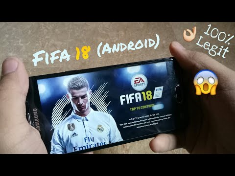 How To Download Fifa 18 For Android.