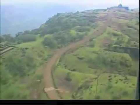 (रायगड) Raigad fort Video , Mahad, Maharashtra, India.